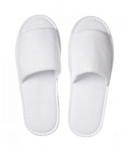 The Spa Collection, Slipper Open Badstof, 6517022, (100 stuks)