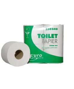 Europroducts, Toiletpapier Eco, 230240, (40 rollen)