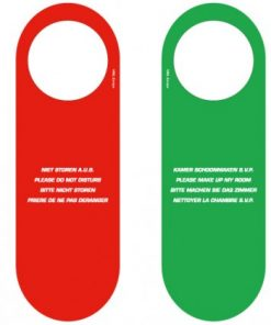 The Spa Collection, Do Not Disturb Signs, 6140002, (100 stuks)