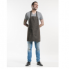 Chaud Devant, Bib Apron, Base Denim