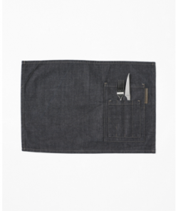 Chaud Devant, Placemat Blue Denim