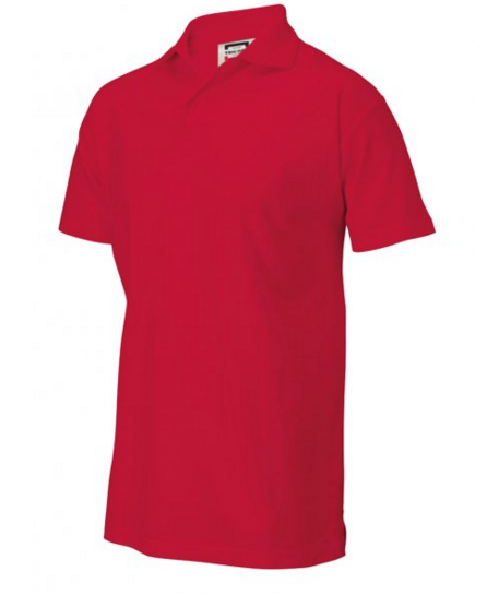 Tricorp Casual (Rom 88), Poloshirt, PP180, Rood