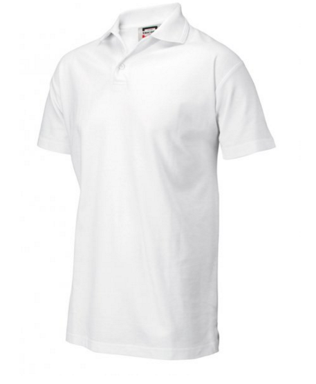 Tricorp Casual (Rom 88), Poloshirt, PP180, Wit